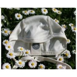 Šilko kepurytė neišnešiotukui