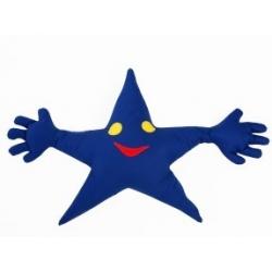 Grikių lukštų pagalvė Žvaigždutė