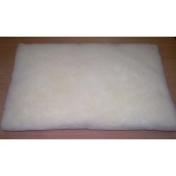 Vilnos pagalvė viensluoksnė
