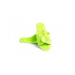 Yantra šlepetės Twin-Flex, žalia