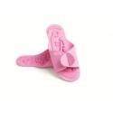 Yantra šlepetės Twin-Flex, rožinės