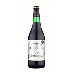 """Nealkoholinis vynas ,, Močiutės imbierinis"""""""