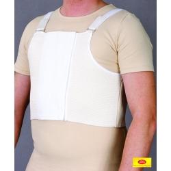 Krūtinės įtvaras vyrams PT 0113