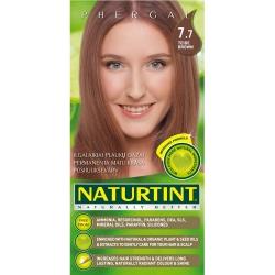 """""""Naturally Better"""" ilgalaikiai plaukų dažai be amoniako, TEIDE BROWN 7.7 (165 ml)"""