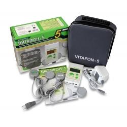 Vibroakustinis aparatas Vitafon 5 su čiužiniu