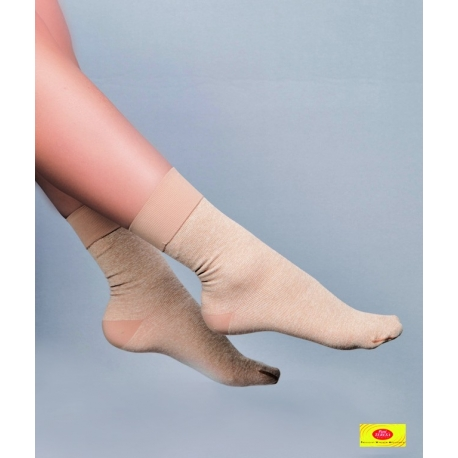 Kojinės su gintaru
