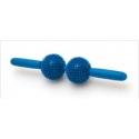 Masažuoklis SISSEL® Spiky Twin Roller