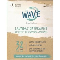 Ekologiški skalbimo lapeliai Wawe