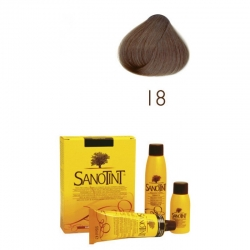 Augaliniai plaukų dažai Sanotint _18