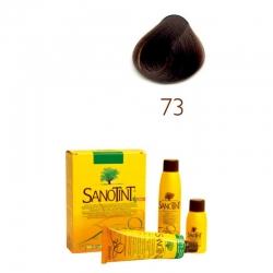 Augaliniai plaukų dažai Sanotint_73