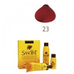 Augaliniai plaukų dažai Sanotint_23