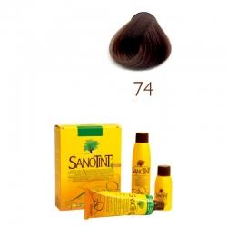 Augaliniai plaukų dažai Sanotint_74