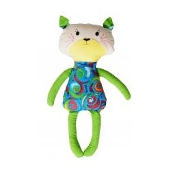 """Grikių lukštų žaislas (šildyklė) """"Kačiukas"""""""
