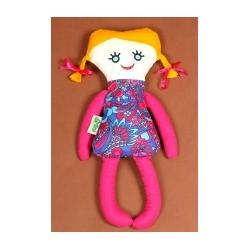 """Grikių lukštų žaislas (šildyklė) """"Mergaitė"""""""