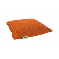 Grikių lukštų pagalvėlė meditacijai (35x35 cm, žalia)