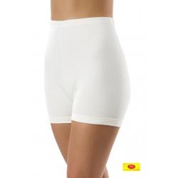 Moteriškos apatinės kelnaitės - šortukai su gintaru PT 0526