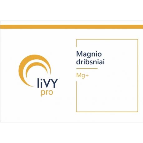 Magnio dribsniai MG +