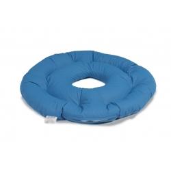 Grikių lukštų pagalvė dubens srities pragulų profilaktikai