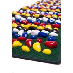 Masažinis pėdų kilimėlis 150x40 cm